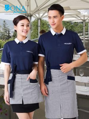 Đồng phục nhân viên phục vụ Q8