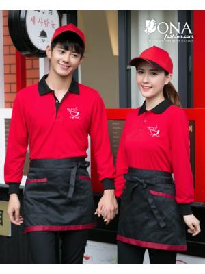 Đồng phục quán cà phê Q2