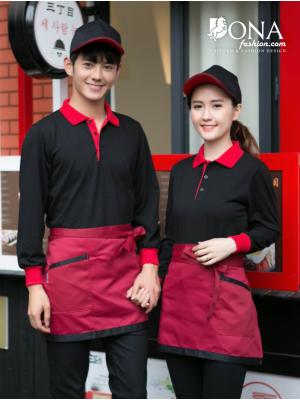 Đồng phục quán cà phê Q1